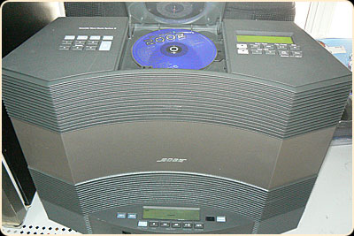 bose cd player. item: bose acoustic wave radio/cd player. bought for: $425 at pawn shop. sold $800. profit: $375 cd player
